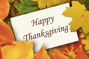 Happy Thanksgiving Images 2018