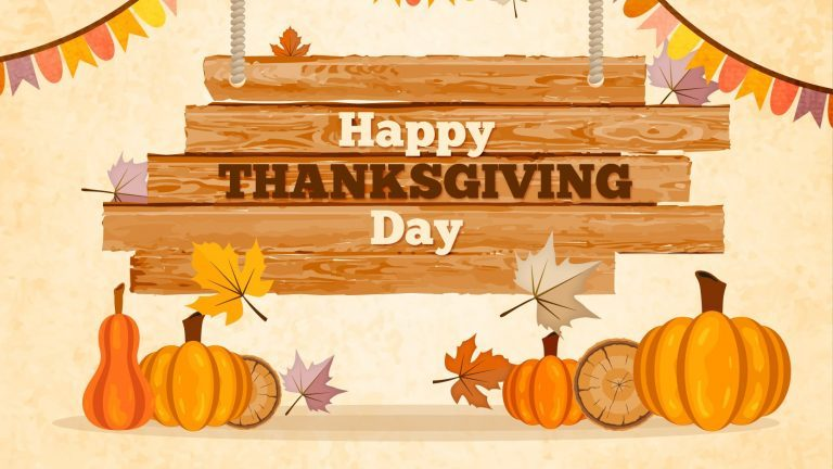Happy Thanksgiving Image Free
