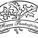 Thanksgiving coloring pages 2017