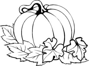 Thanksgiving coloring pages pdf