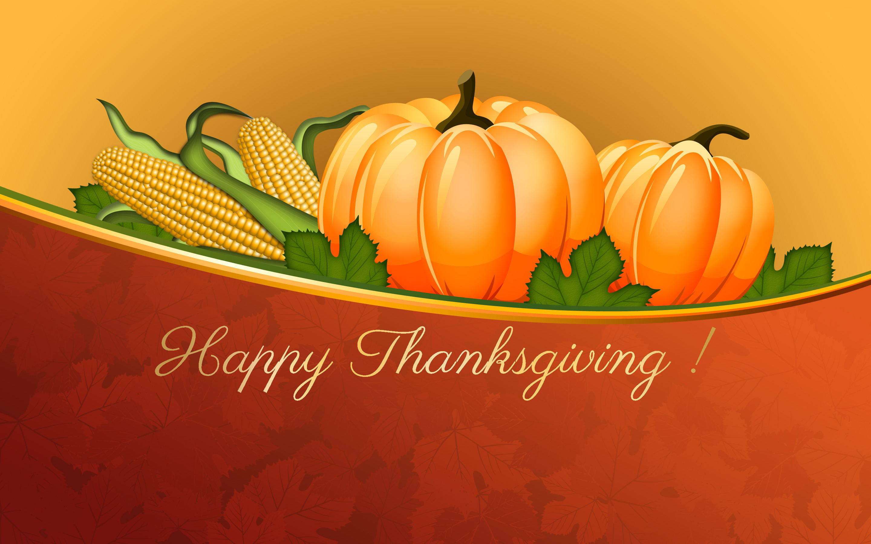 Thanksgiving wallpaper for WhatsApp