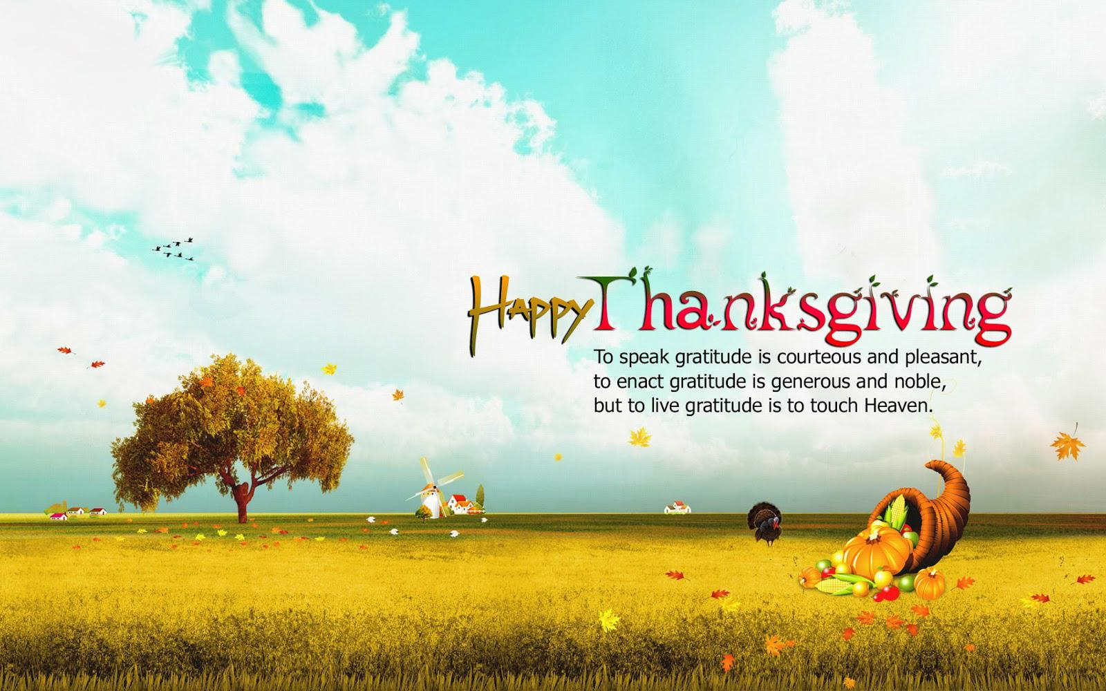 Happy Thanksgiving Greetings 2019 – Best Thanksgiving Greetings Images & Pictures