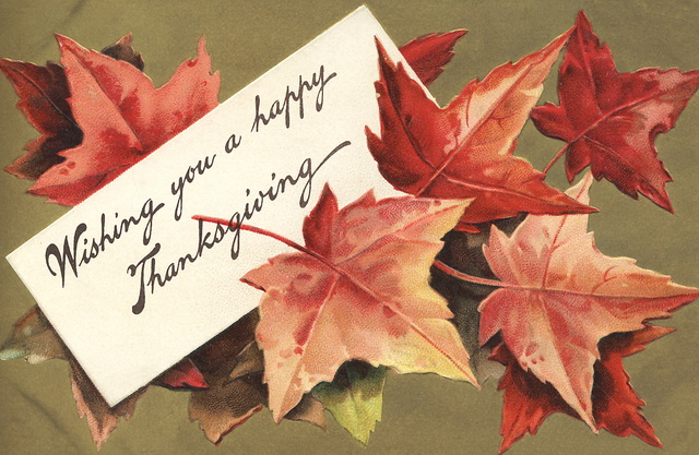 Happy Thanksgiving Wishes 2019 – Thanksgiving Wishes For Friends & Family