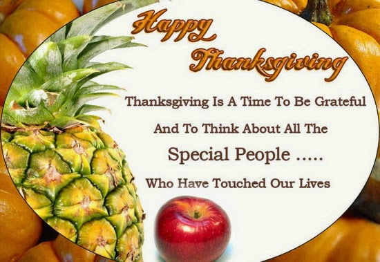 Thanksgiving greetings for facebook