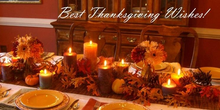 Thanksgiving wishes quotes