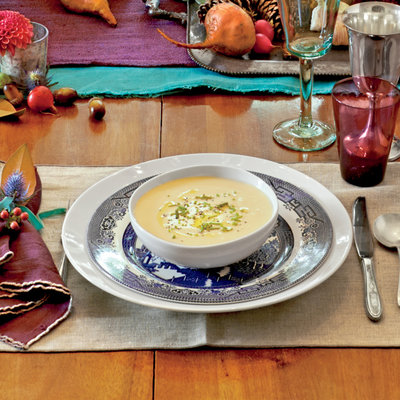 Best Thanksgiving Recipes - Parsnip-Potato Soup
