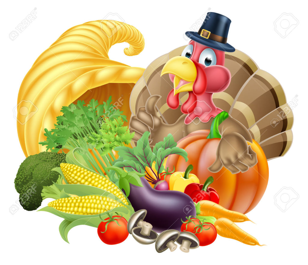 Cartoon Thanksgiving Turkey Images