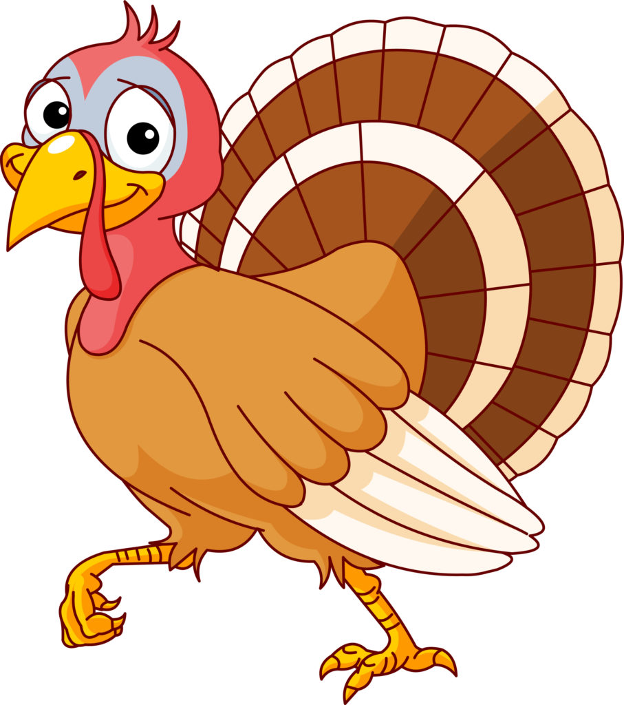 Cartoon Thanksgiving Turkey Pictures