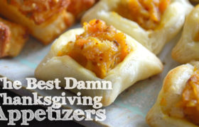 Happy Thanksgiving Appetizers 2018