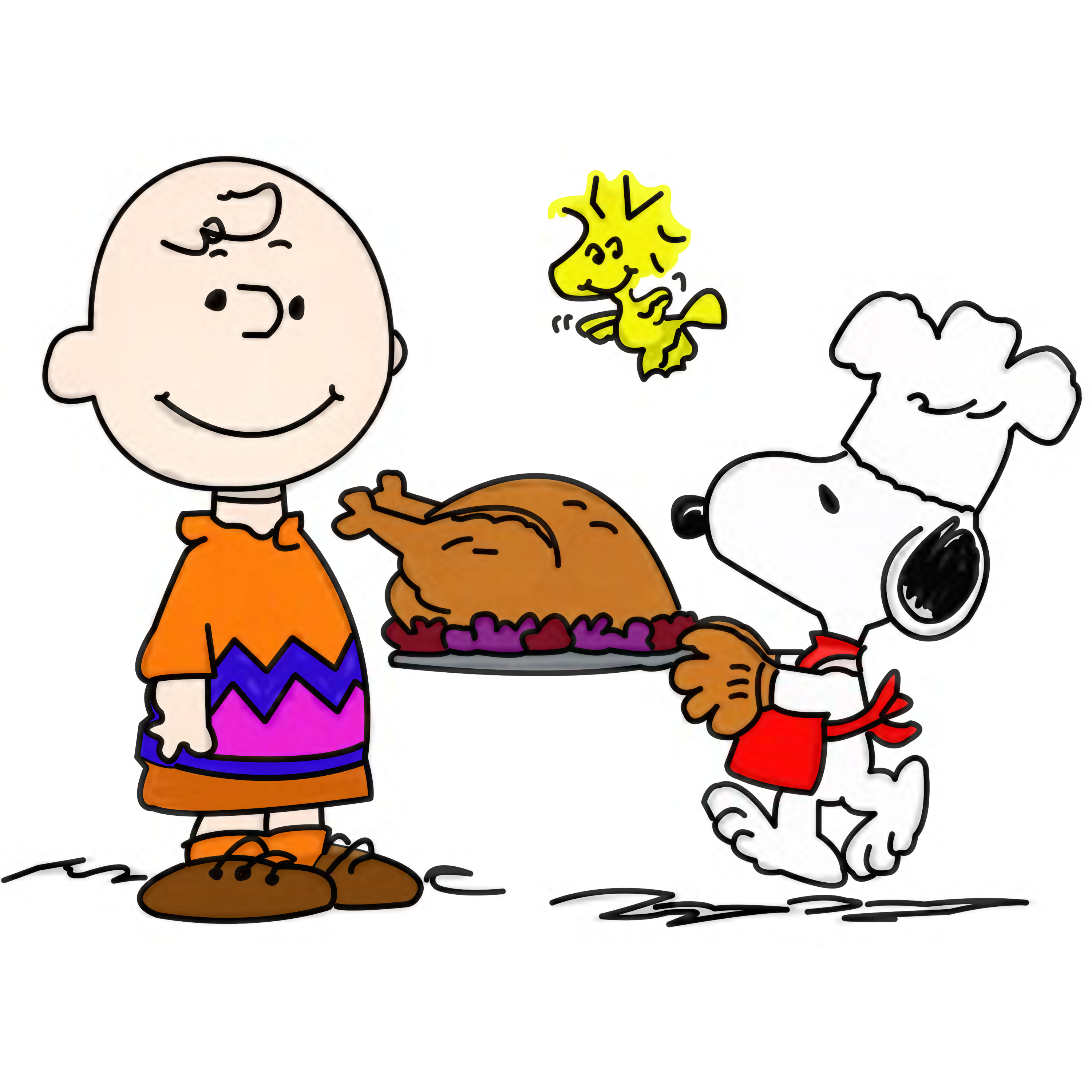 Happy Thanksgiving Clipart 2018