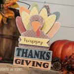Happy Thanksgiving Crafts 2017