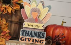 Happy Thanksgiving Crafts 2018
