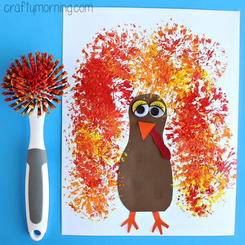 Happy Thanksgiving Crafts