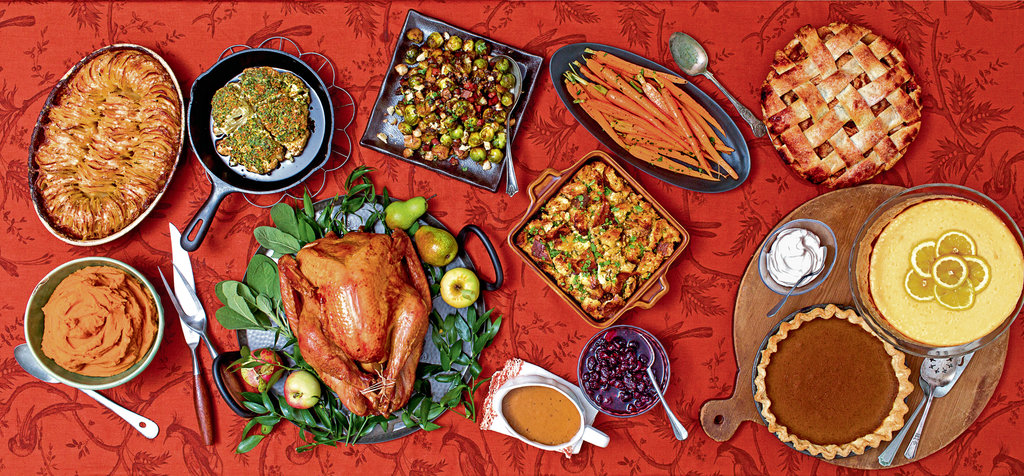 Happy Thanksgiving Dinner Ideas 2017