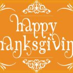 Happy Thanksgiving Messages 2018