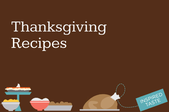 Happy Thanksgiving Recipes 2017