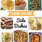 Happy Thanksgiving Side Dishes 2017
