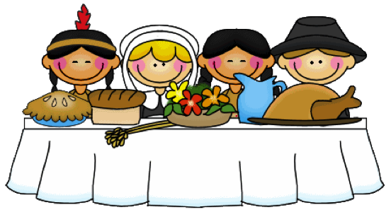 Thanksgiving Clipart 2018