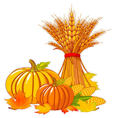 Thanksgiving clipart free