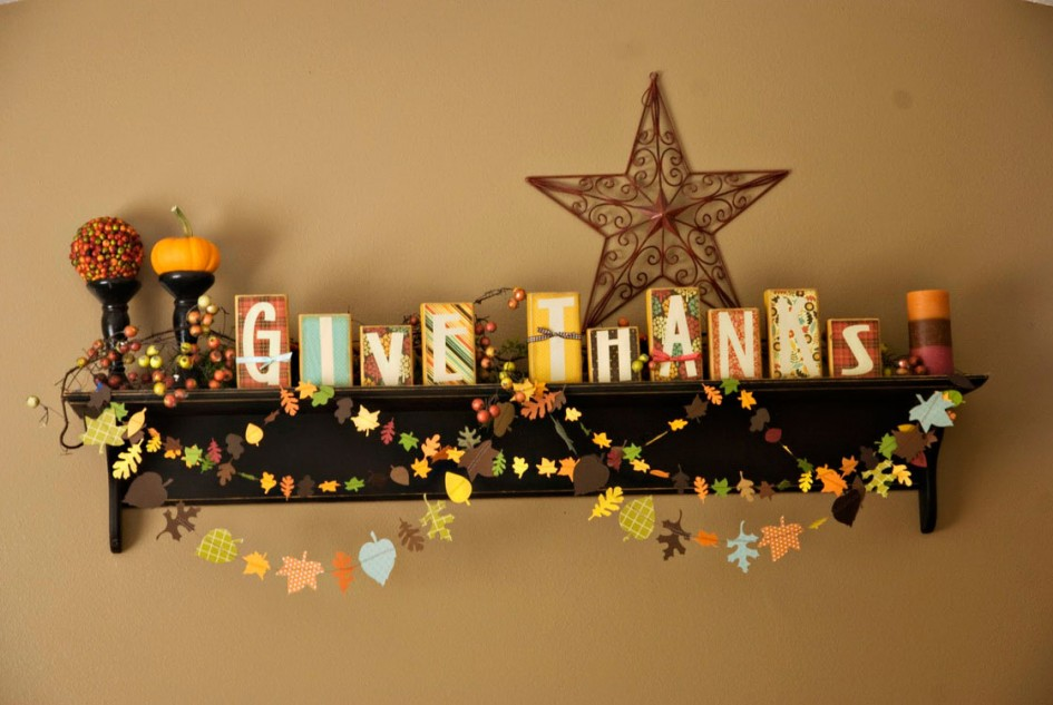 Happy thanksgiving decorations 2017 10 thanksgiving Happy thanksgiving decorations