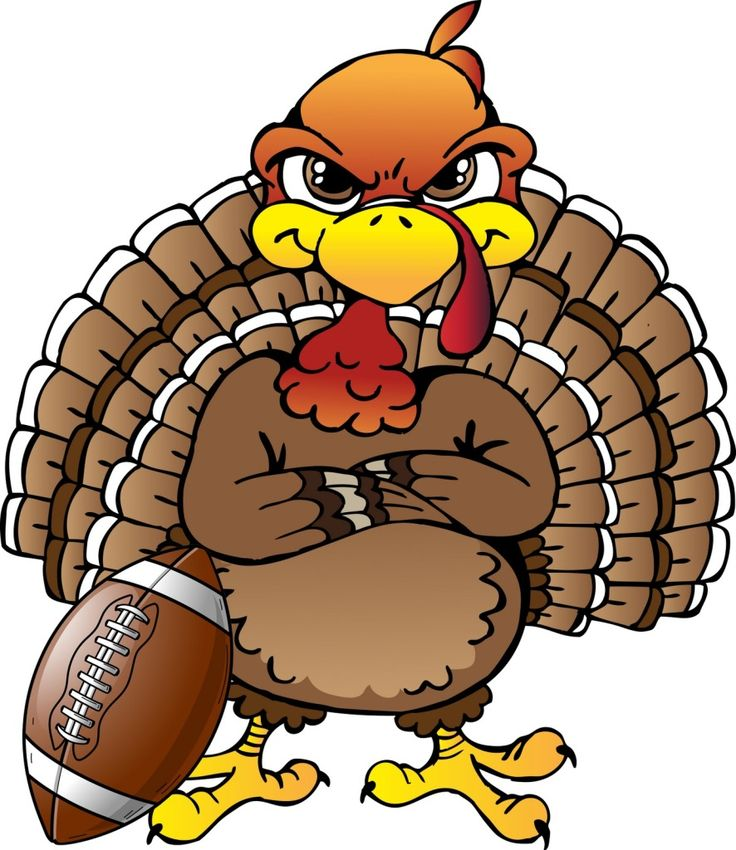 Thanksgiving turkey clipart 2018