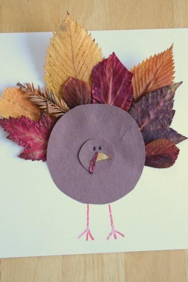 cute Thanksgiving crafts