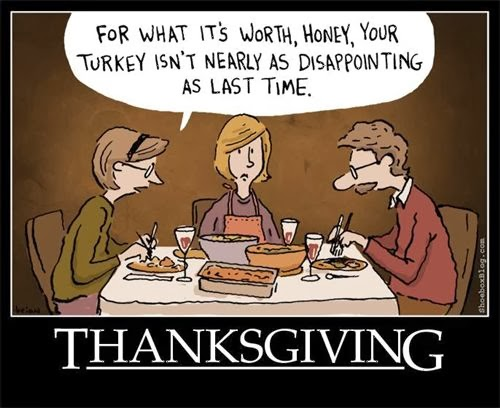 funny Thanksgiving quotes for facebook
