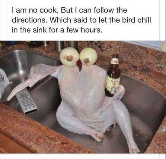 funny Thanksgiving turkey pictures