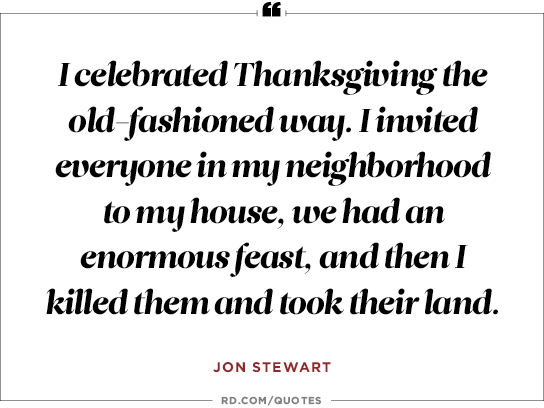 short funny Thanksgiving quotes