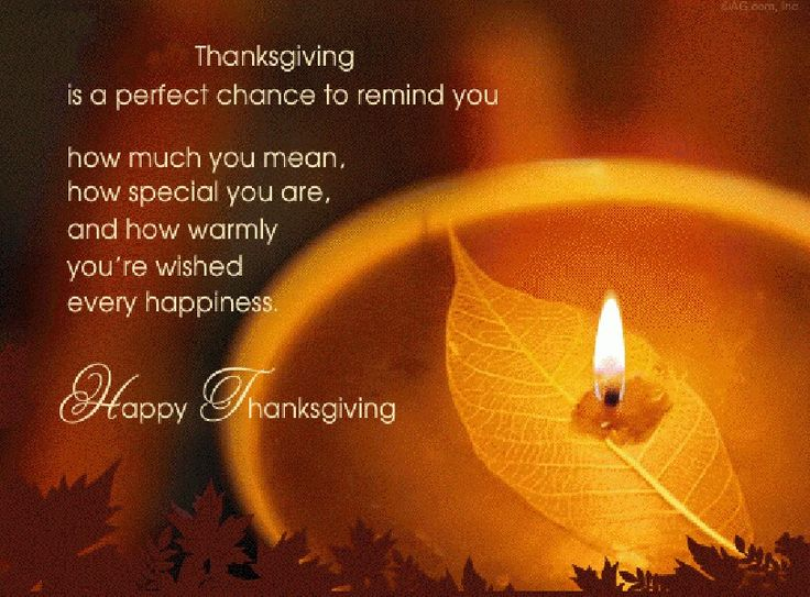Advance Thanksgiving Greetings 2018