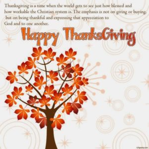 Advance Thanksgiving Quotes 2018