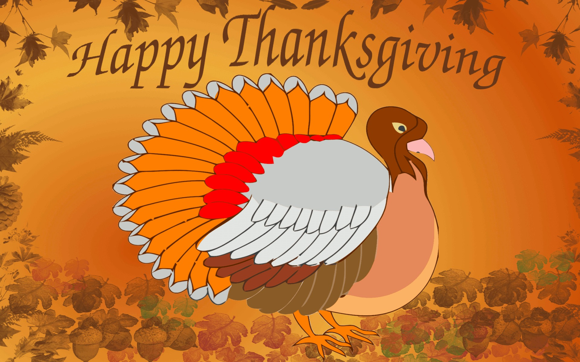 Advance Thanksgiving Wallpaper
