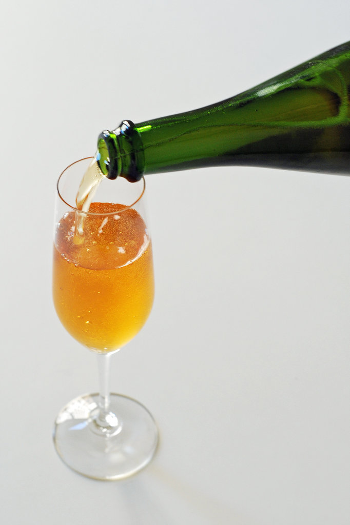 Easy Thanksgiving Cocktails - Cognac Sparkler
