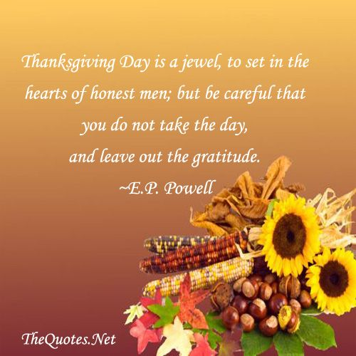 Happy Thanksgiving Blessing 2018
