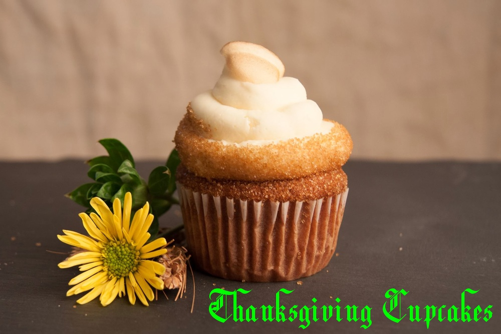 Happy Thanksgiving Cupcakes 2018
