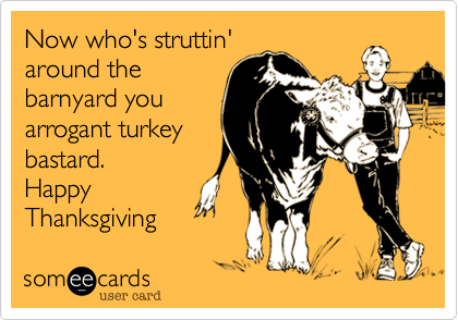 Happy Thanksgiving Joke 2018
