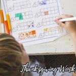 Happy Thanksgiving Worksheets 2018