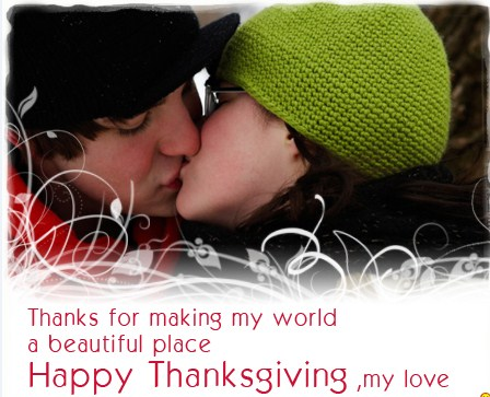 Love quotes for Thanksgiving
