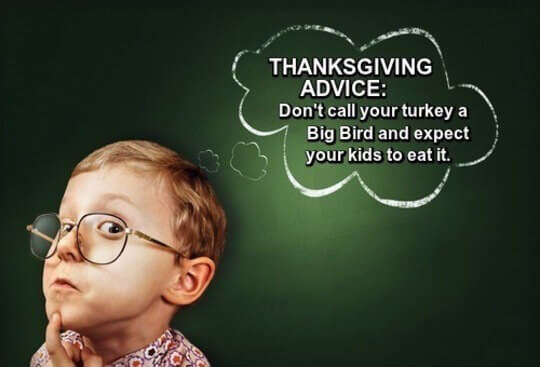 kids Thanksgiving jokes