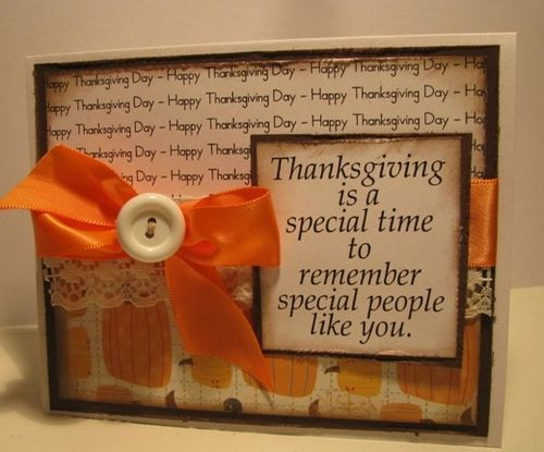 Thanksgiving Card sayings