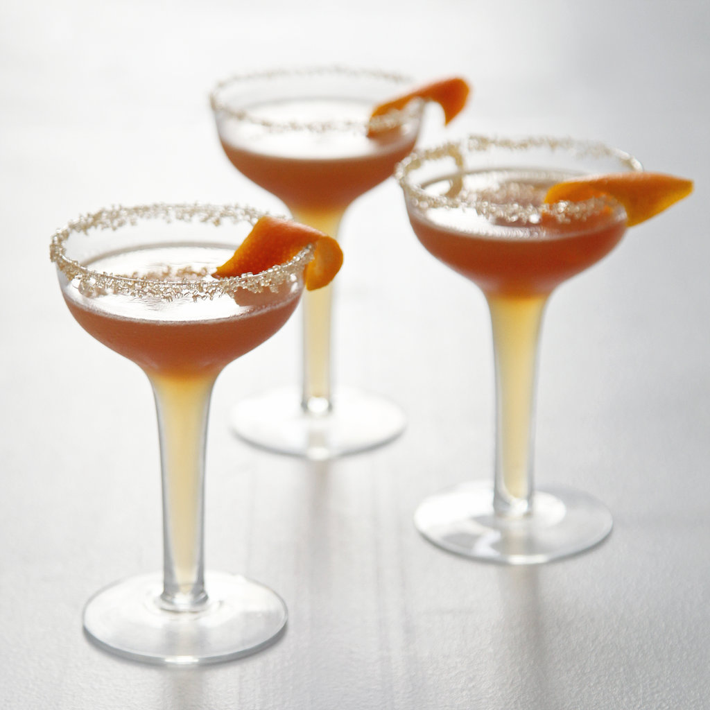 Thanksgiving Cocktails - Ginger Sidecar