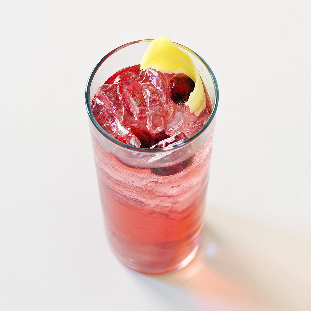 Thanksgiving Drink Recipes - Cran-Limoncello