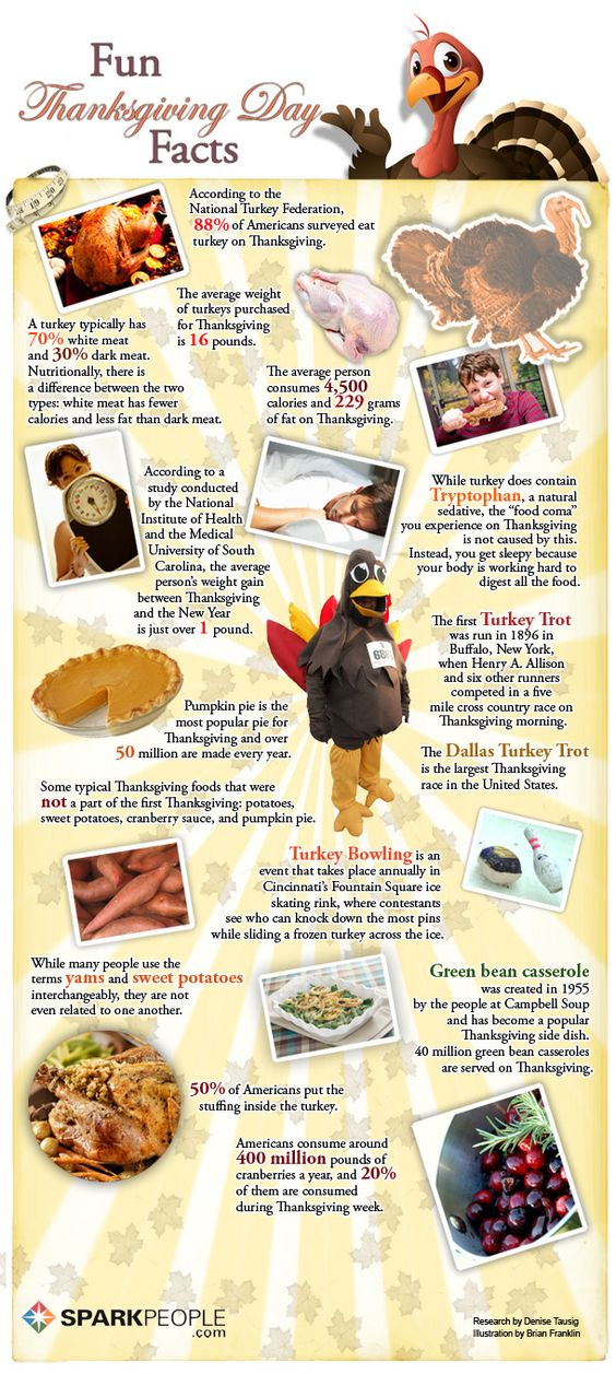 Thanksgiving Trivia Questions