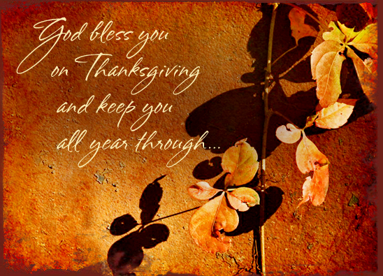 Thanksgiving blessing images
