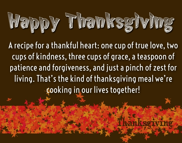 Thanksgiving famous quotes