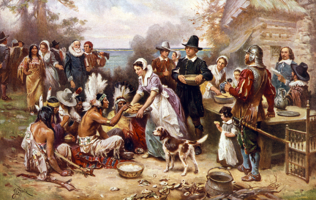 True History of Thanksgiving