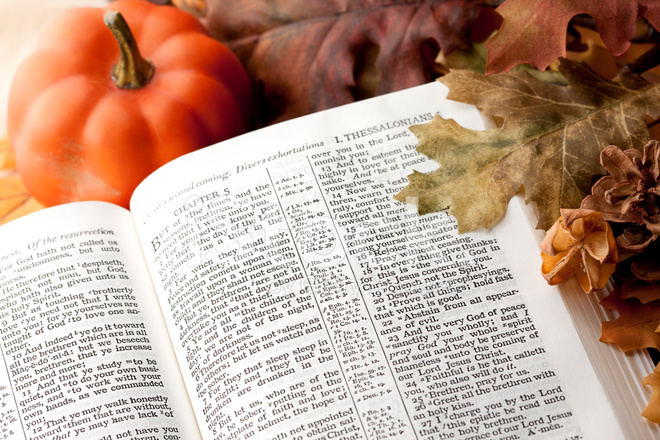 bible verses Thanksgiving