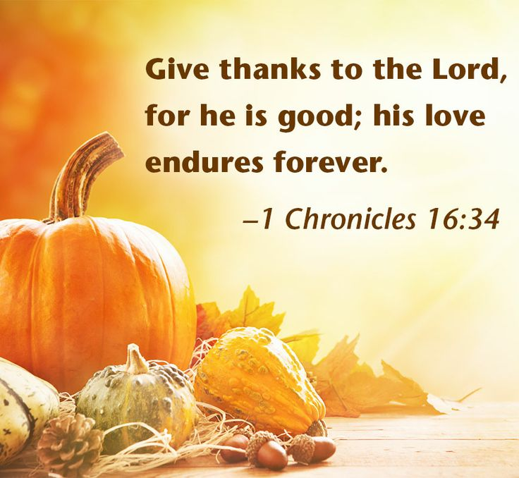 bible verses of Thanksgiving