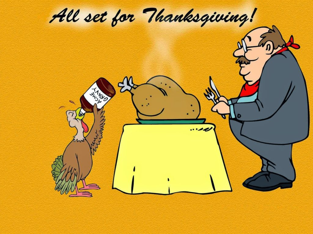 short funny Thanksgiving jokes
