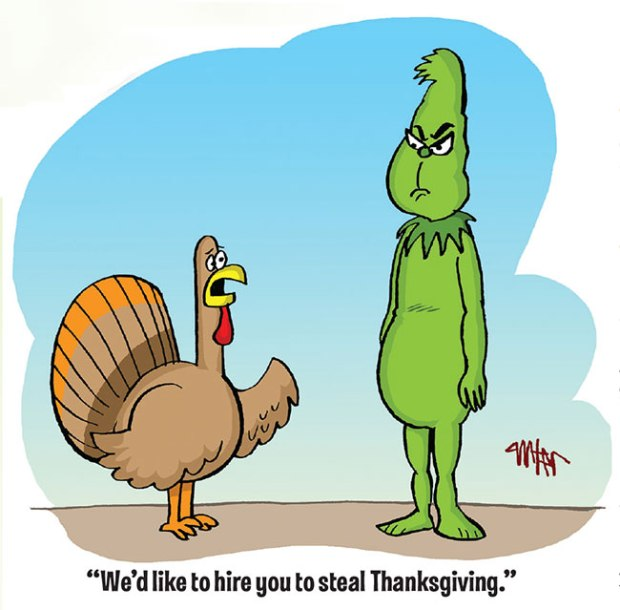 turkey jokes for Thanksgiving 2018